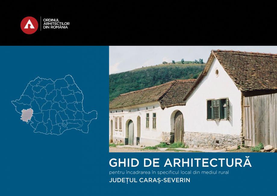 Pagina 1 - Zona Caras Severin - Ghid de arhitectura pentru incadrarea in specificul local din mediul...