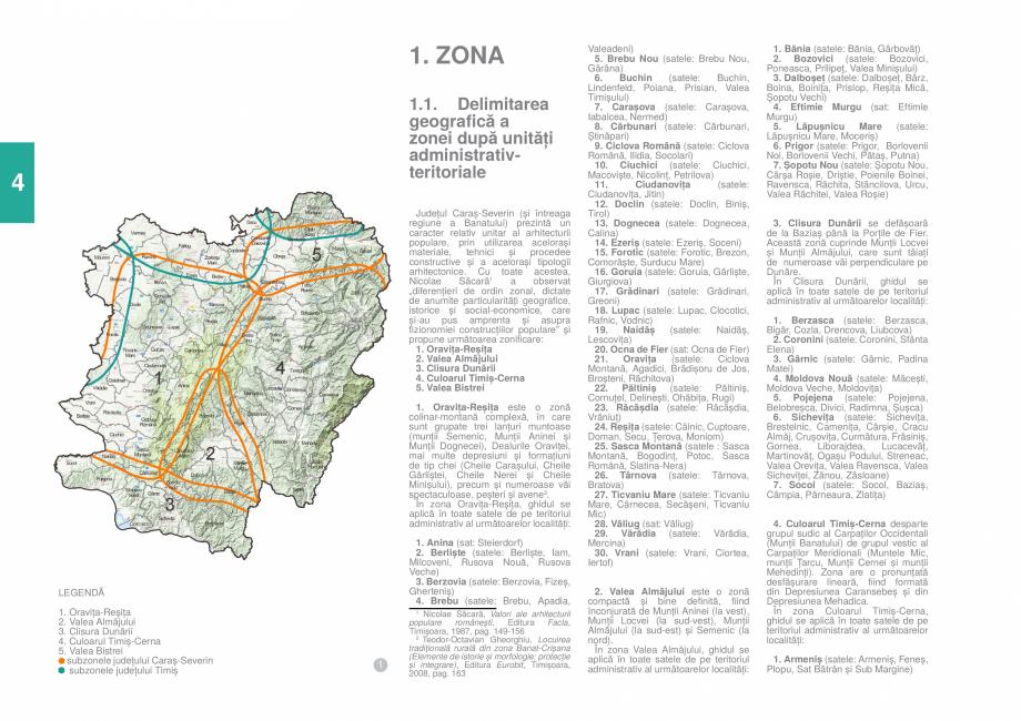 Pagina 6 - Zona Caras Severin - Ghid de arhitectura pentru incadrarea in specificul local din mediul...