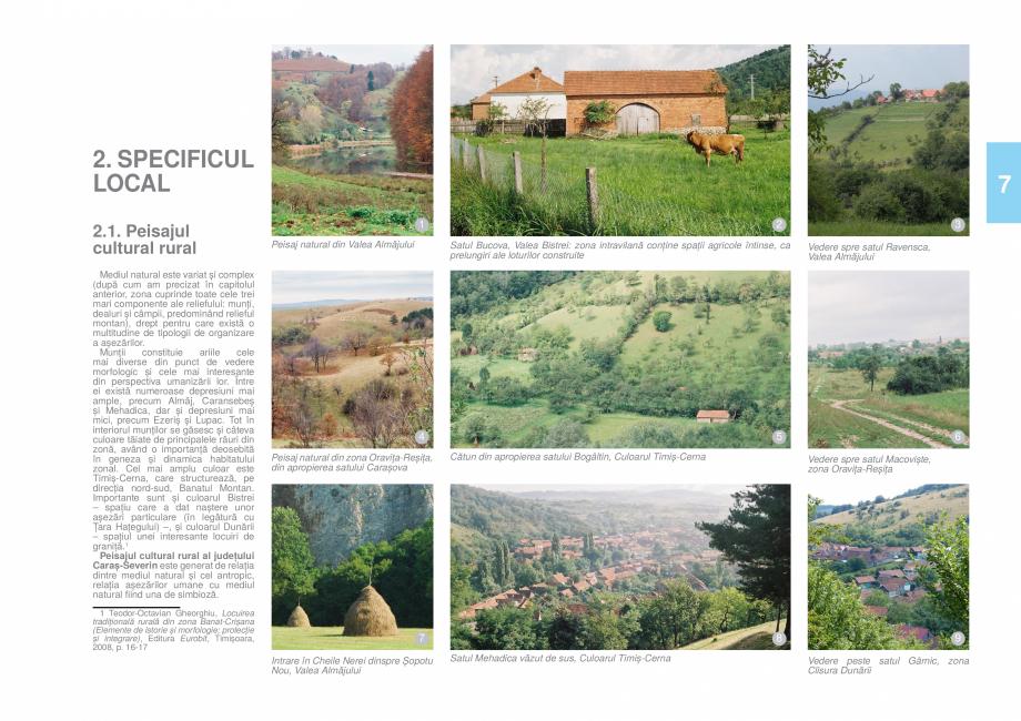 Pagina 9 - Zona Caras Severin - Ghid de arhitectura pentru incadrarea in specificul local din mediul...