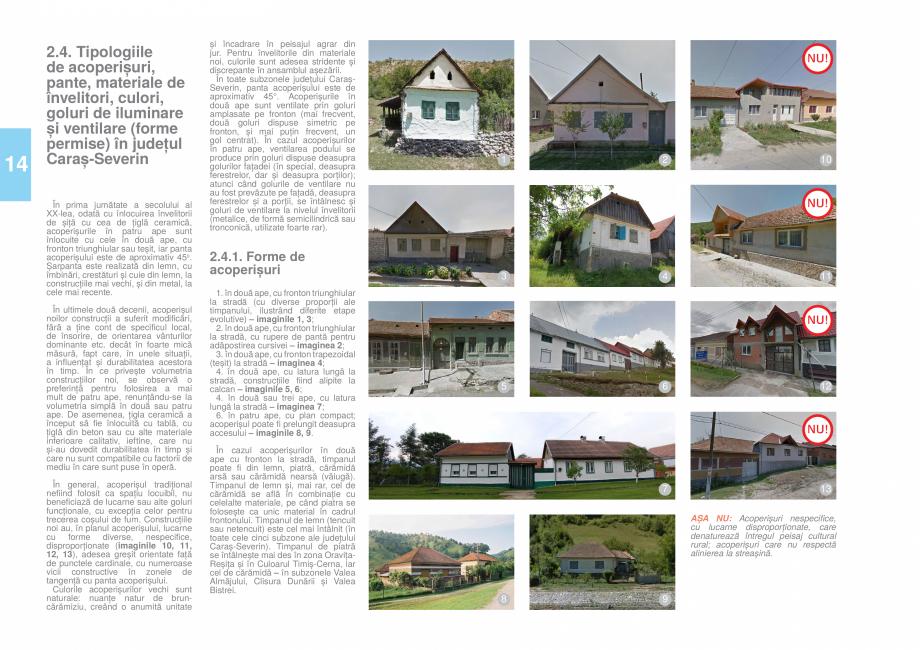 Pagina 16 - Zona Caras Severin - Ghid de arhitectura pentru incadrarea in specificul local din...