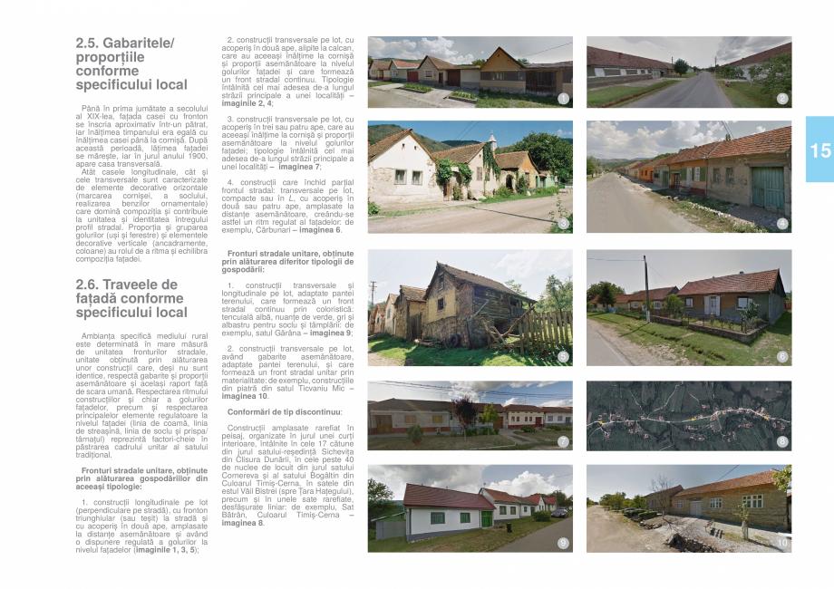 Pagina 17 - Zona Caras Severin - Ghid de arhitectura pentru incadrarea in specificul local din...