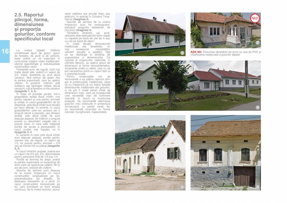 Pagina 18 - Zona Caras Severin - Ghid de arhitectura pentru incadrarea in specificul local din...