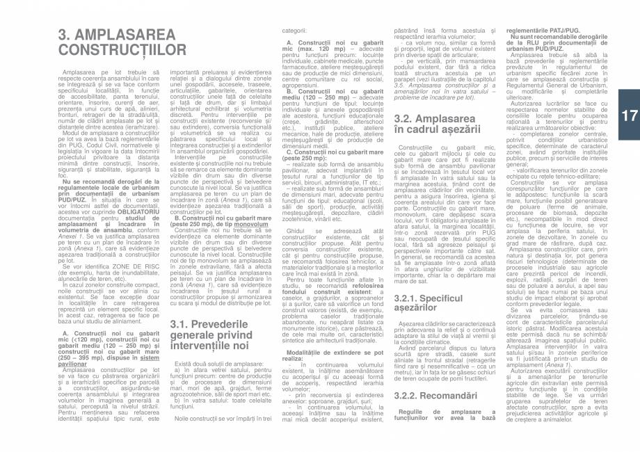 Pagina 19 - Zona Caras Severin - Ghid de arhitectura pentru incadrarea in specificul local din...