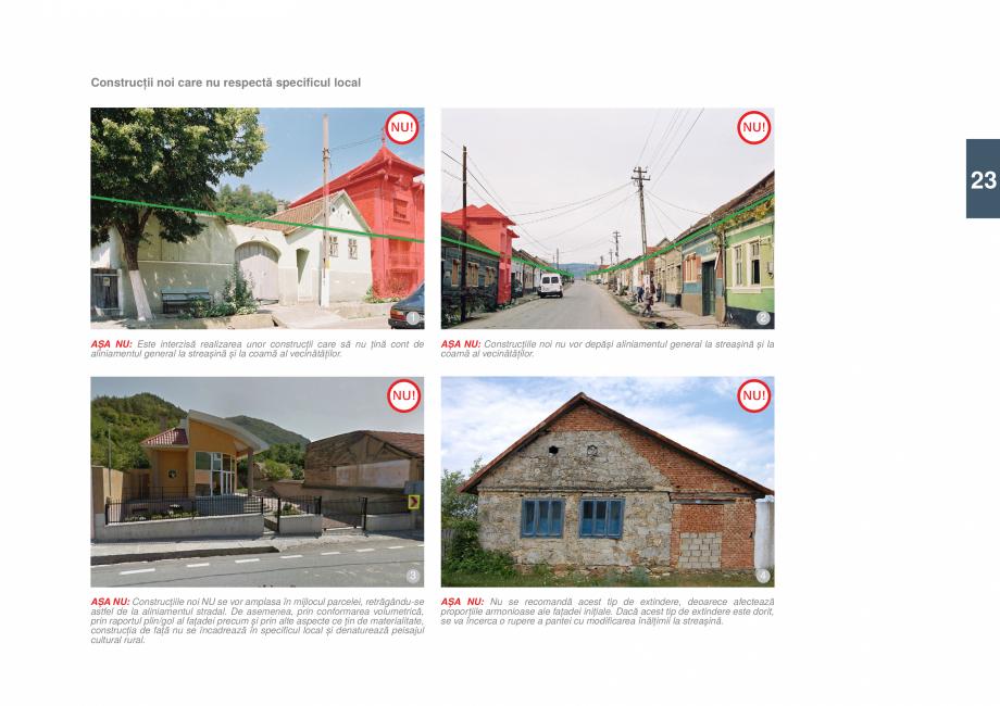 Pagina 25 - Zona Caras Severin - Ghid de arhitectura pentru incadrarea in specificul local din...