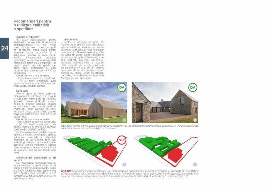 Pagina 26 - Zona Caras Severin - Ghid de arhitectura pentru incadrarea in specificul local din...