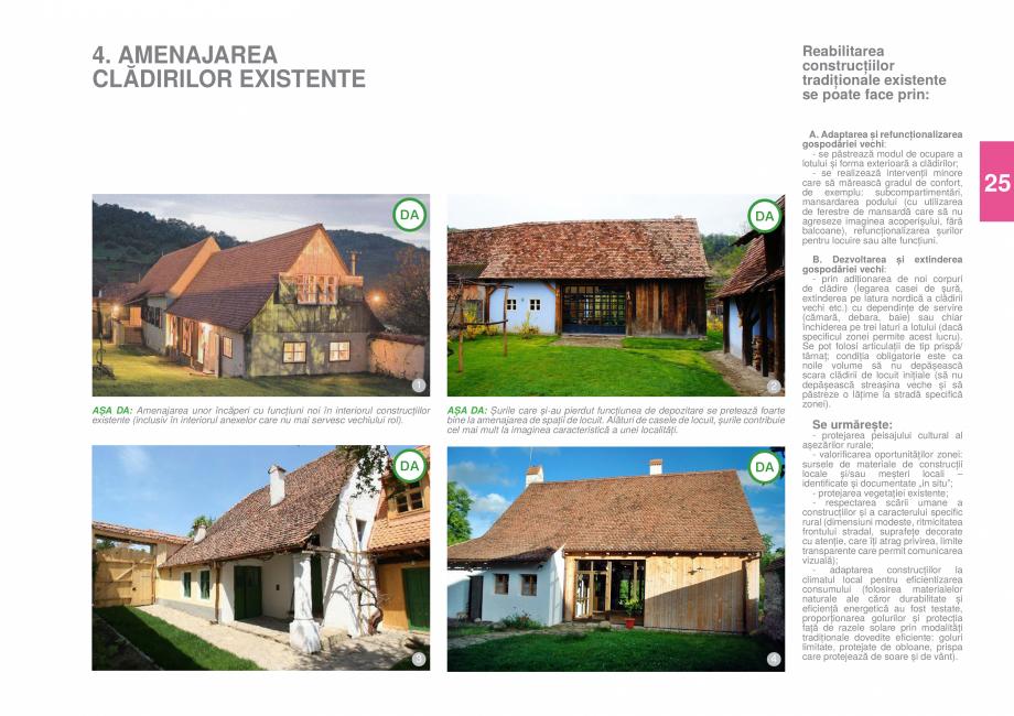 Pagina 27 - Zona Caras Severin - Ghid de arhitectura pentru incadrarea in specificul local din...