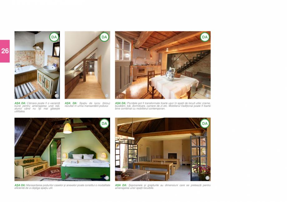Pagina 28 - Zona Caras Severin - Ghid de arhitectura pentru incadrarea in specificul local din...