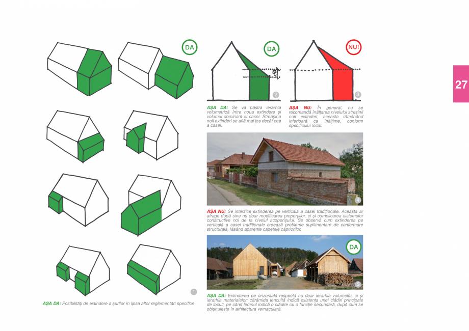 Pagina 29 - Zona Caras Severin - Ghid de arhitectura pentru incadrarea in specificul local din...