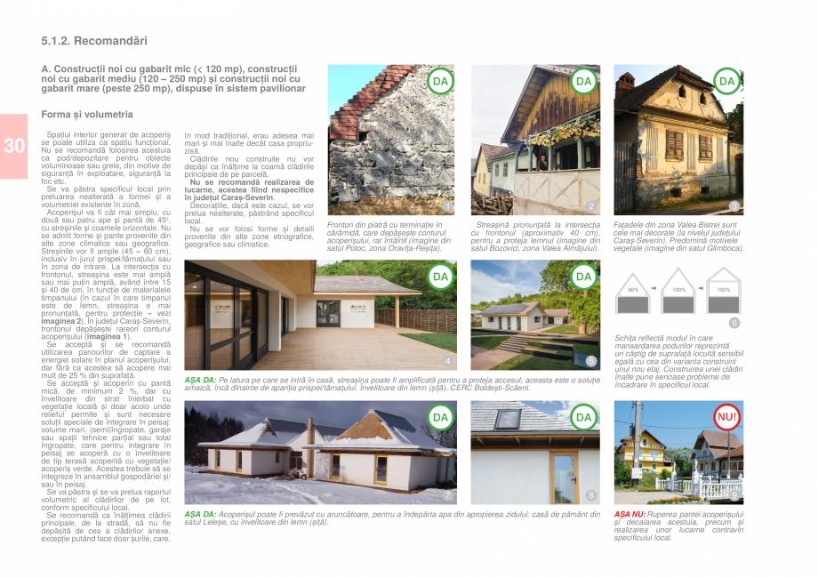 Pagina 32 - Zona Caras Severin - Ghid de arhitectura pentru incadrarea in specificul local din...