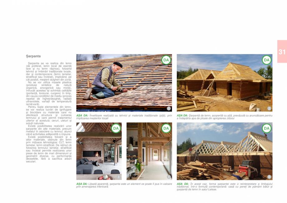 Pagina 33 - Zona Caras Severin - Ghid de arhitectura pentru incadrarea in specificul local din...