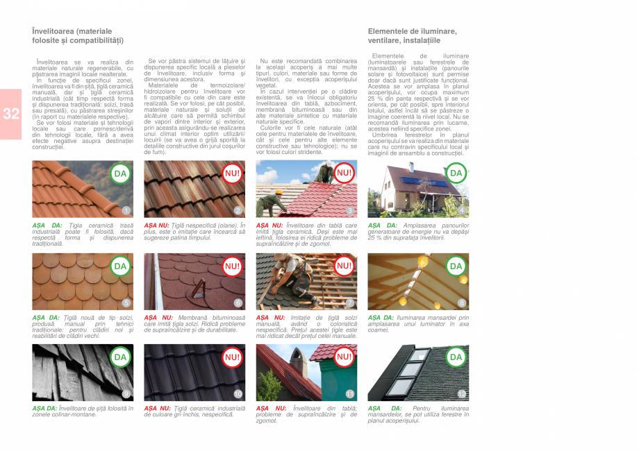 Pagina 34 - Zona Caras Severin - Ghid de arhitectura pentru incadrarea in specificul local din...