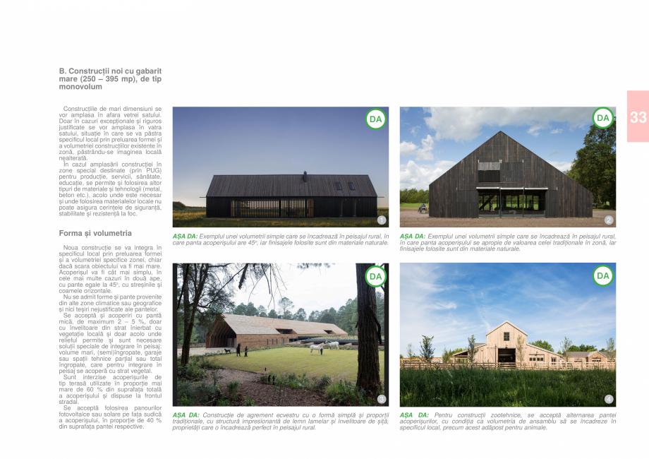 Pagina 35 - Zona Caras Severin - Ghid de arhitectura pentru incadrarea in specificul local din...