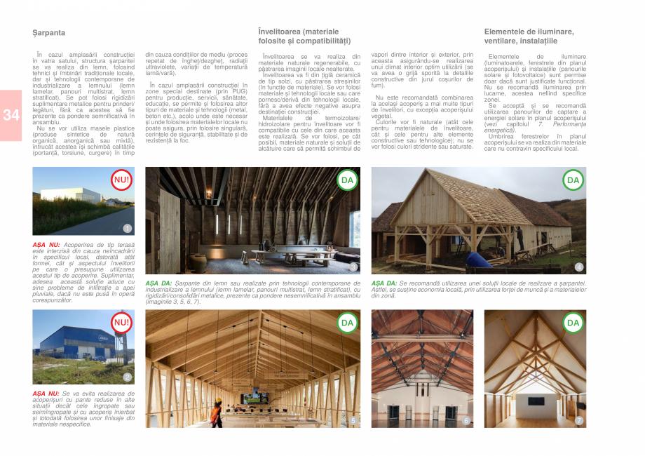 Pagina 36 - Zona Caras Severin - Ghid de arhitectura pentru incadrarea in specificul local din...