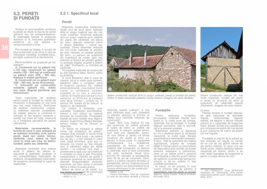 Pagina 38 - Zona Caras Severin - Ghid de arhitectura pentru incadrarea in specificul local din...