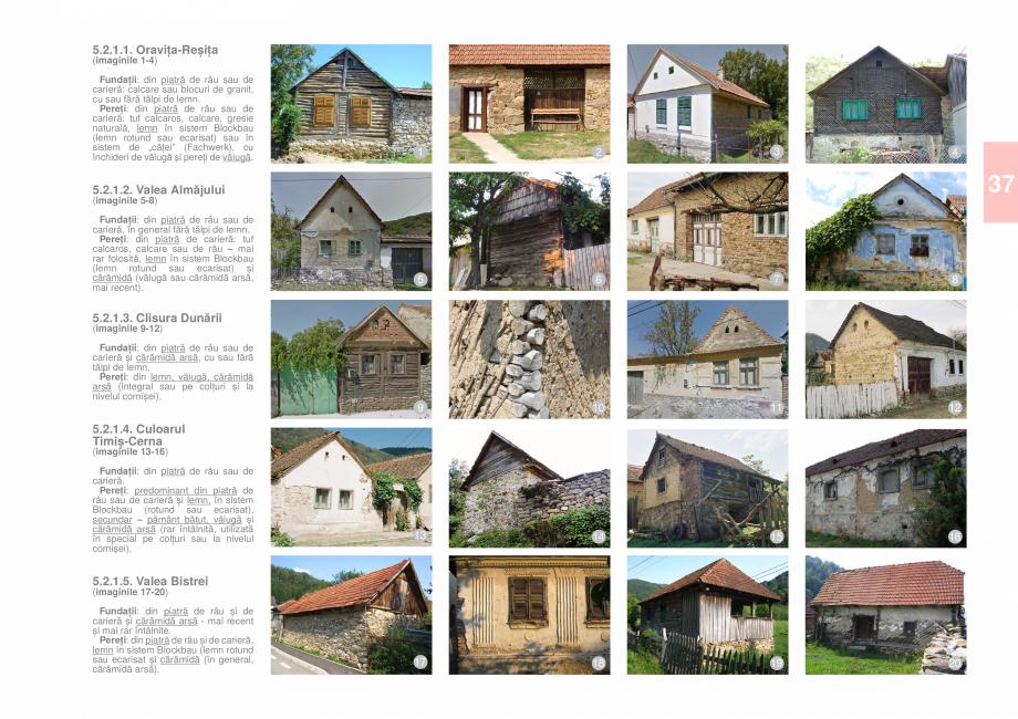 Pagina 39 - Zona Caras Severin - Ghid de arhitectura pentru incadrarea in specificul local din...