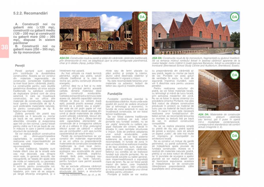 Pagina 40 - Zona Caras Severin - Ghid de arhitectura pentru incadrarea in specificul local din...