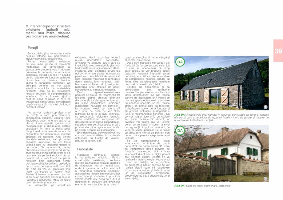 Pagina 41 - Zona Caras Severin - Ghid de arhitectura pentru incadrarea in specificul local din...