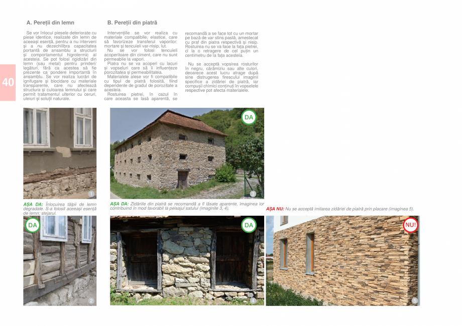 Pagina 42 - Zona Caras Severin - Ghid de arhitectura pentru incadrarea in specificul local din...