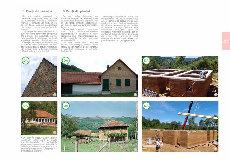 Pagina 43 - Zona Caras Severin - Ghid de arhitectura pentru incadrarea in specificul local din...