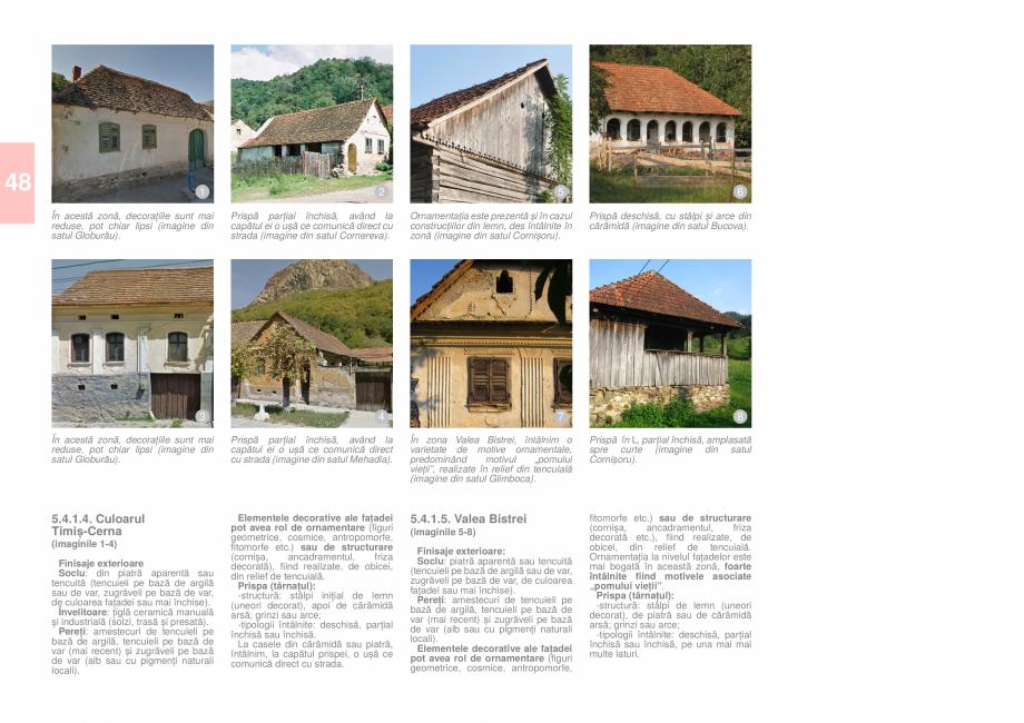 Pagina 50 - Zona Caras Severin - Ghid de arhitectura pentru incadrarea in specificul local din...