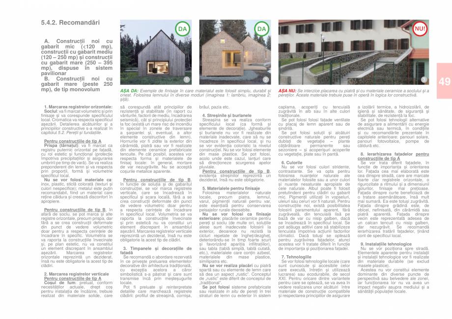 Pagina 51 - Zona Caras Severin - Ghid de arhitectura pentru incadrarea in specificul local din...