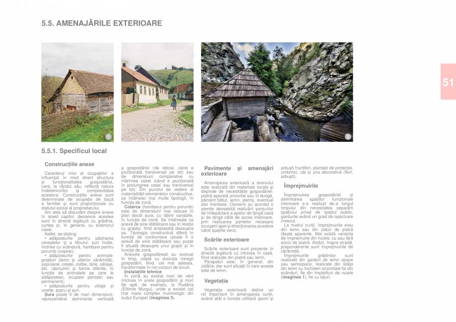 Pagina 53 - Zona Caras Severin - Ghid de arhitectura pentru incadrarea in specificul local din...