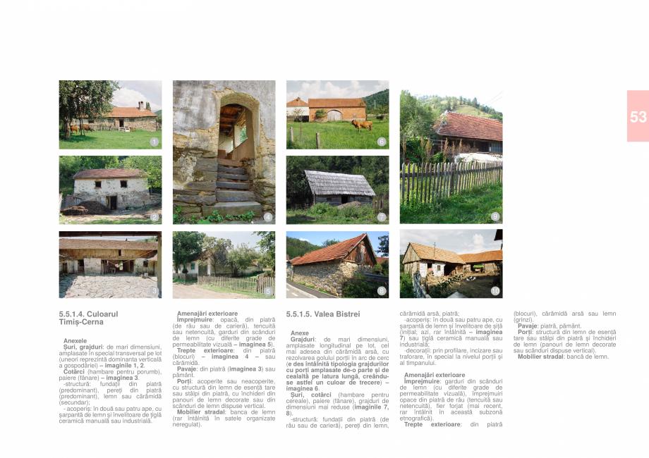 Pagina 55 - Zona Caras Severin - Ghid de arhitectura pentru incadrarea in specificul local din...