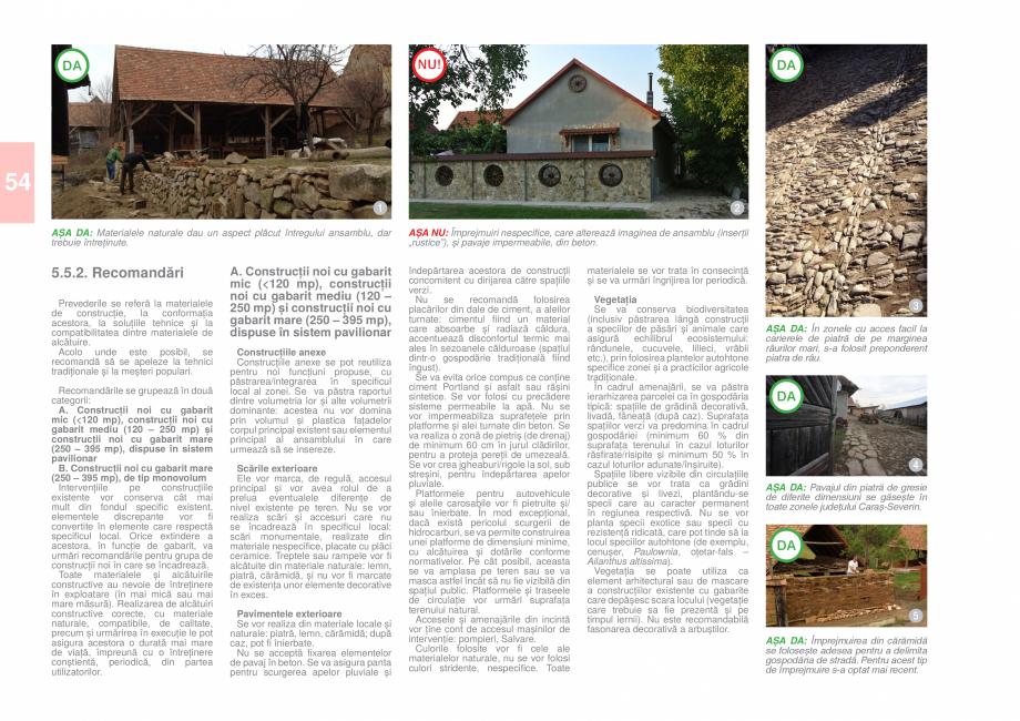 Pagina 56 - Zona Caras Severin - Ghid de arhitectura pentru incadrarea in specificul local din...