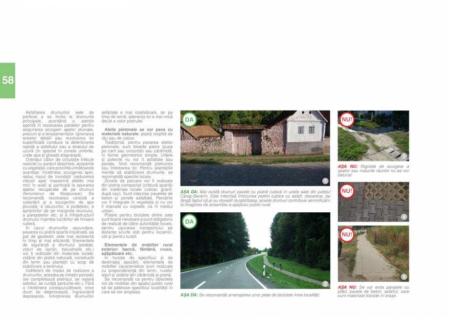 Pagina 60 - Zona Caras Severin - Ghid de arhitectura pentru incadrarea in specificul local din...