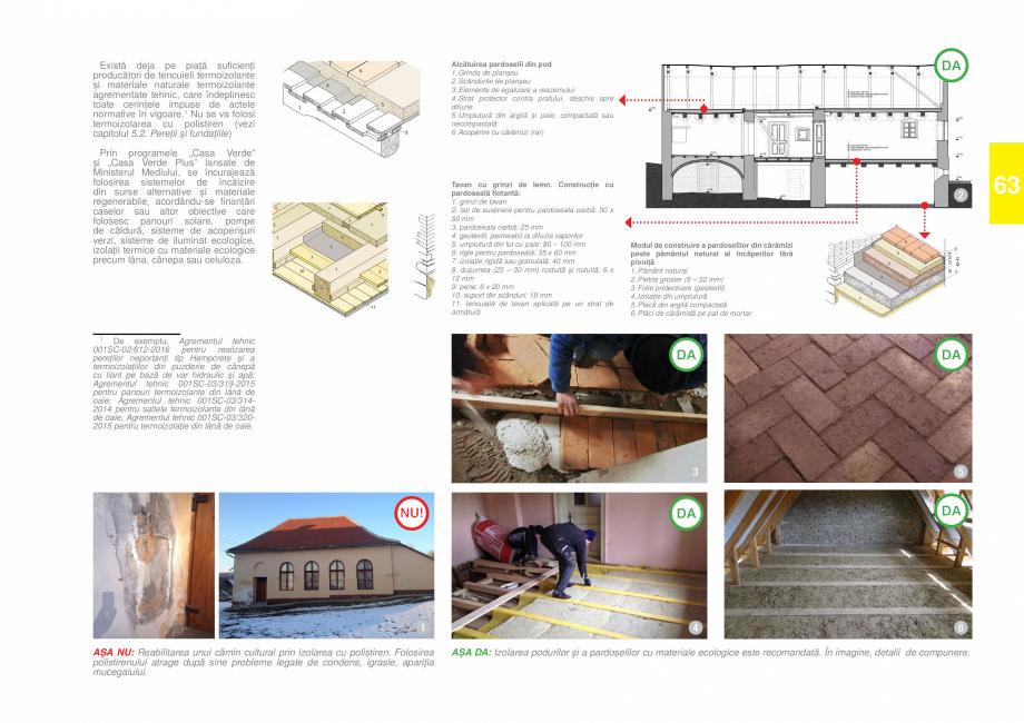 Pagina 65 - Zona Caras Severin - Ghid de arhitectura pentru incadrarea in specificul local din...
