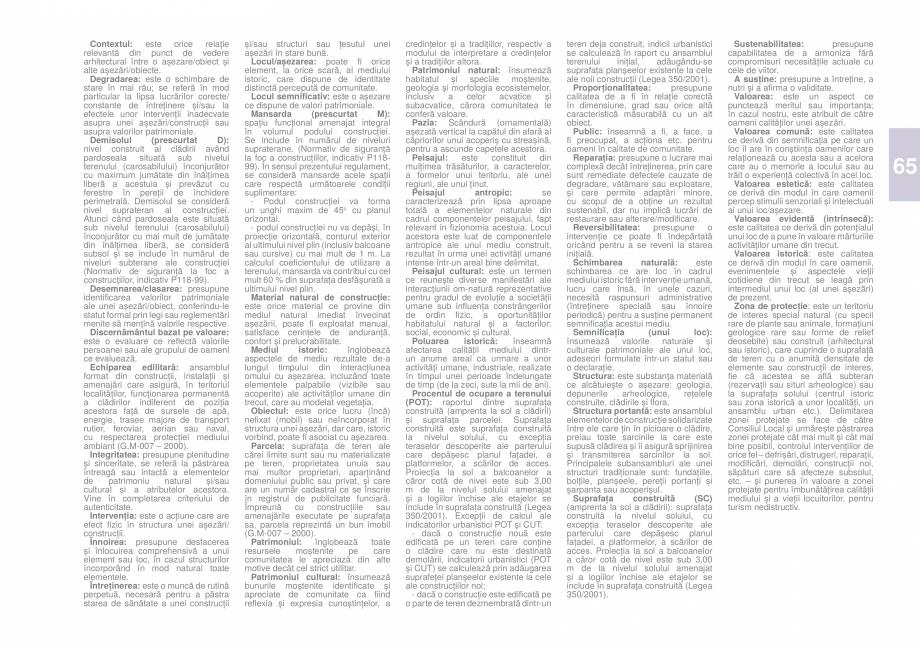 Pagina 67 - Zona Caras Severin - Ghid de arhitectura pentru incadrarea in specificul local din...