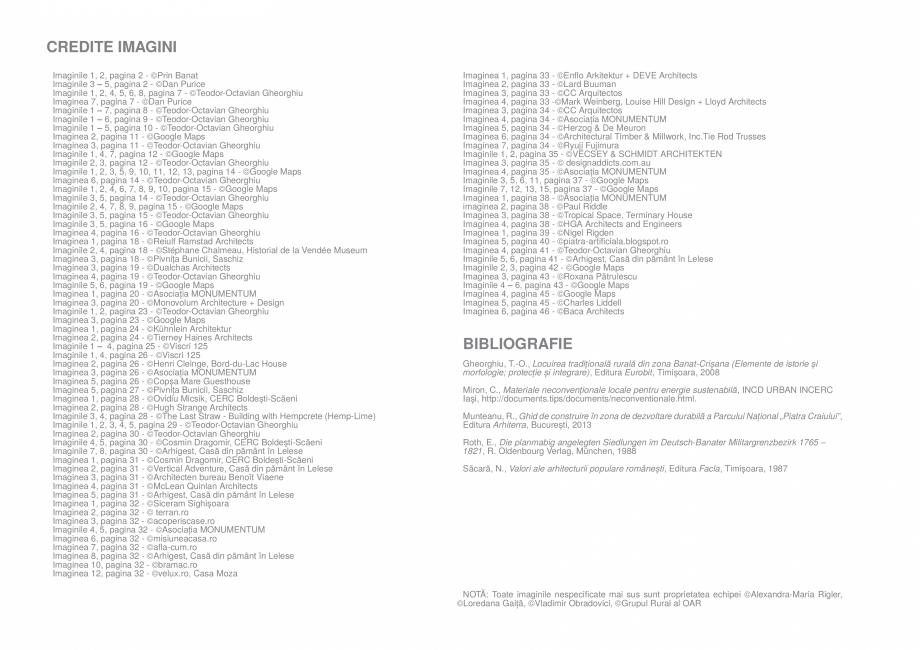 Pagina 68 - Zona Caras Severin - Ghid de arhitectura pentru incadrarea in specificul local din...