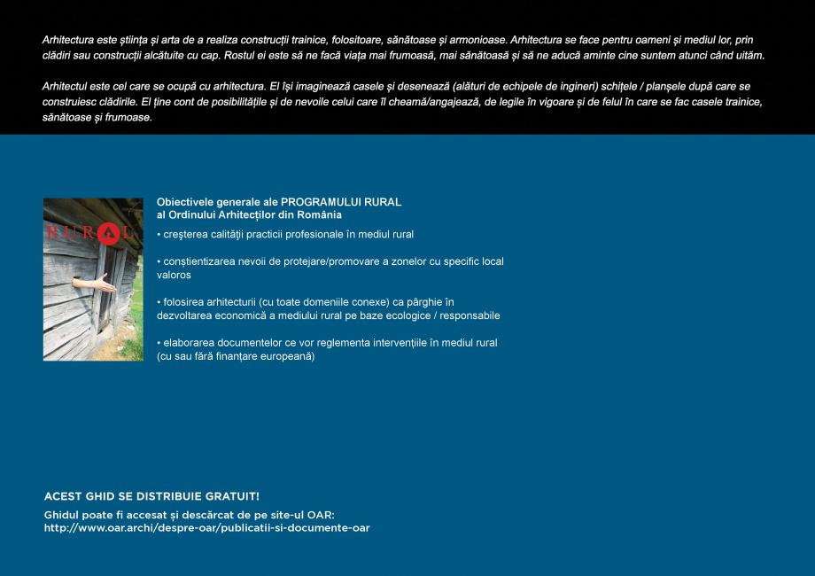 Pagina 69 - Zona Caras Severin - Ghid de arhitectura pentru incadrarea in specificul local din...