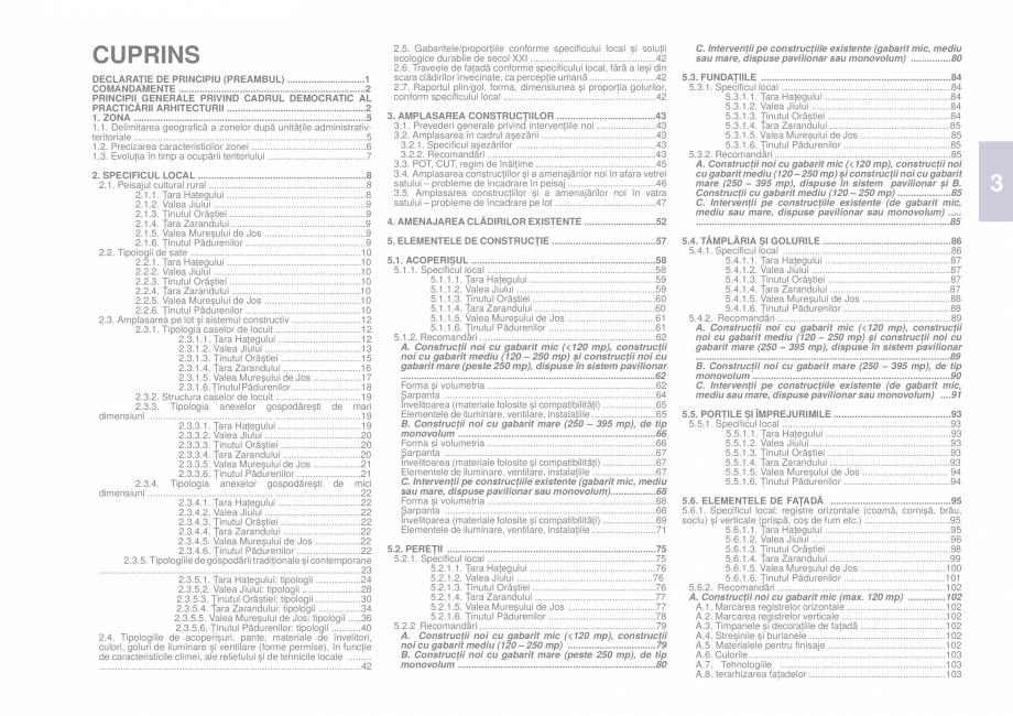 Pagina 4 - Zona Hunedoara - Ghid de arhitectura pentru incadrarea in specificul local din mediul...