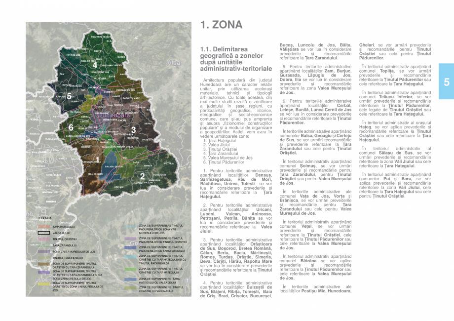 Pagina 6 - Zona Hunedoara - Ghid de arhitectura pentru incadrarea in specificul local din mediul...