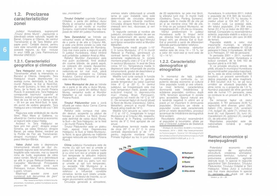 Pagina 7 - Zona Hunedoara - Ghid de arhitectura pentru incadrarea in specificul local din mediul...