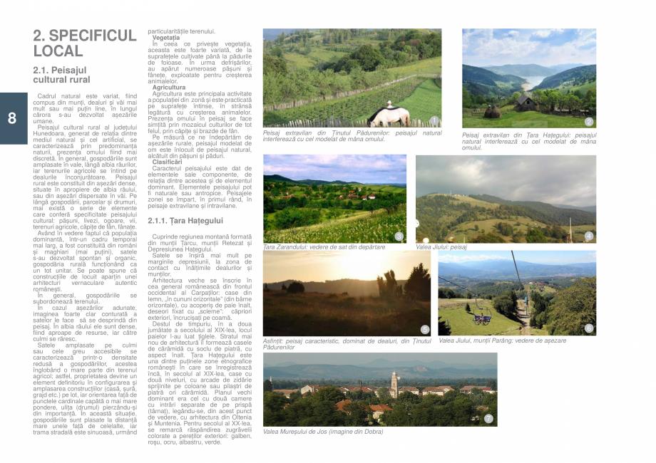 Pagina 9 - Zona Hunedoara - Ghid de arhitectura pentru incadrarea in specificul local din mediul...