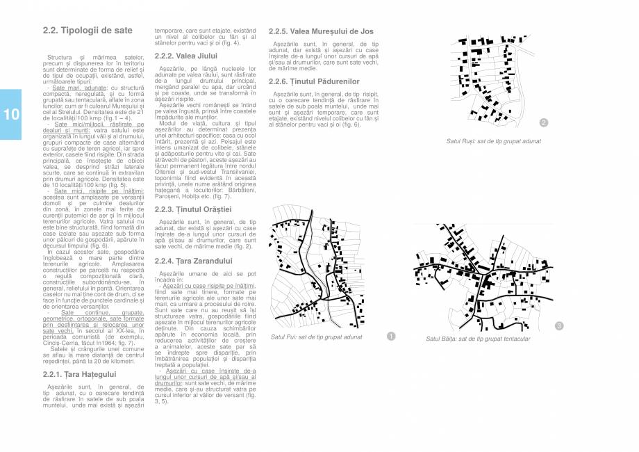 Pagina 11 - Zona Hunedoara - Ghid de arhitectura pentru incadrarea in specificul local din mediul...