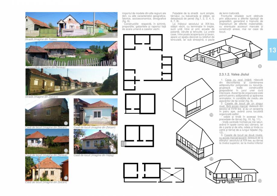 Pagina 14 - Zona Hunedoara - Ghid de arhitectura pentru incadrarea in specificul local din mediul...