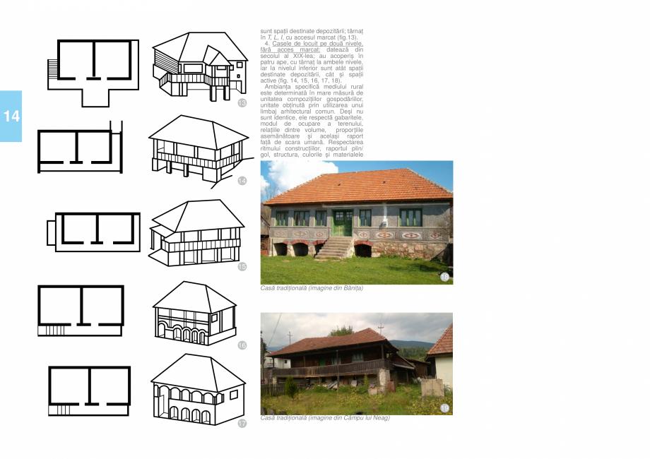 Pagina 15 - Zona Hunedoara - Ghid de arhitectura pentru incadrarea in specificul local din mediul...