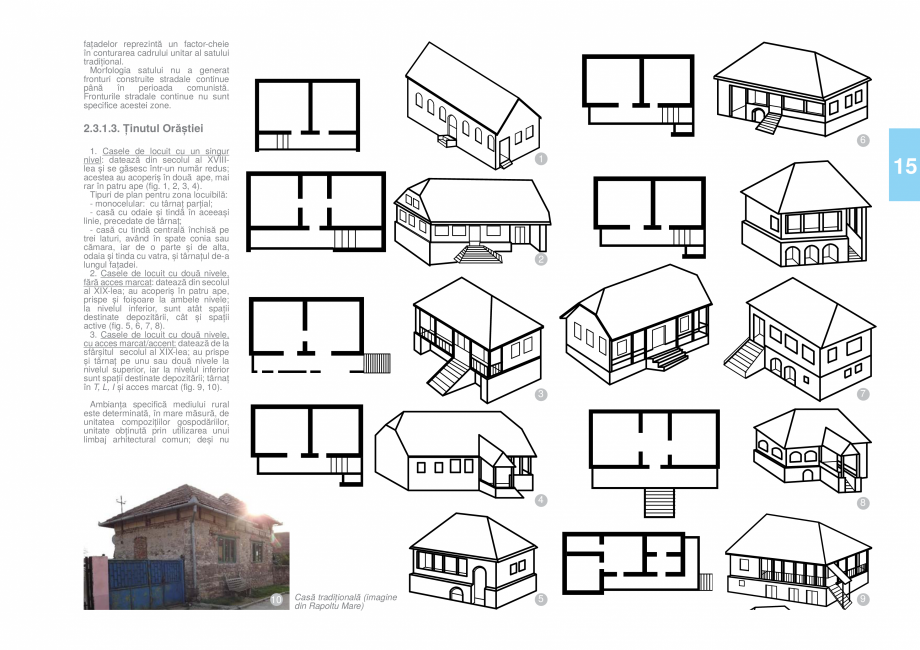 Pagina 16 - Zona Hunedoara - Ghid de arhitectura pentru incadrarea in specificul local din mediul...