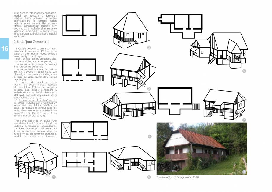 Pagina 17 - Zona Hunedoara - Ghid de arhitectura pentru incadrarea in specificul local din mediul...