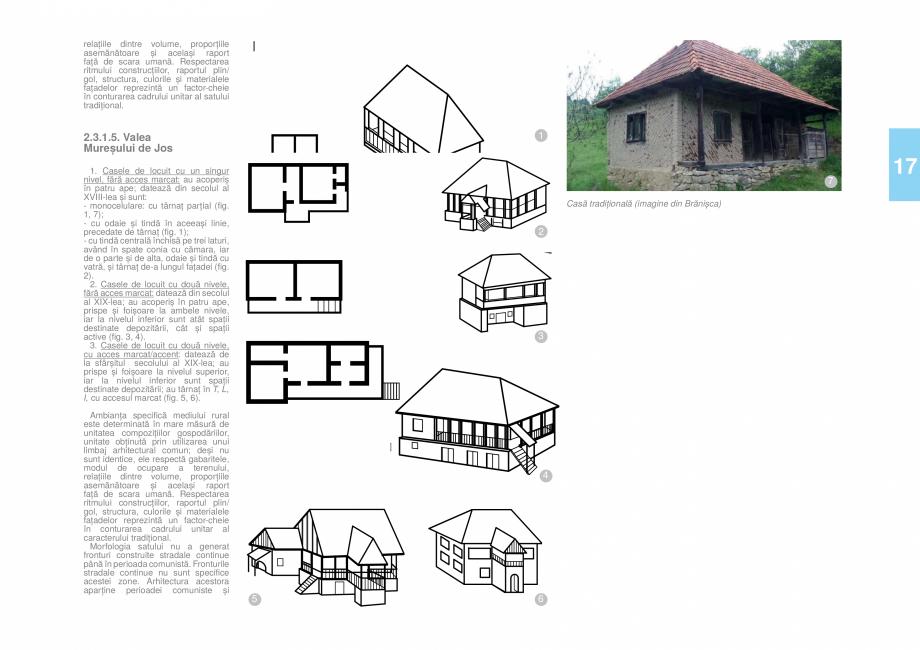 Pagina 18 - Zona Hunedoara - Ghid de arhitectura pentru incadrarea in specificul local din mediul...