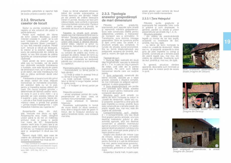 Pagina 20 - Zona Hunedoara - Ghid de arhitectura pentru incadrarea in specificul local din mediul...