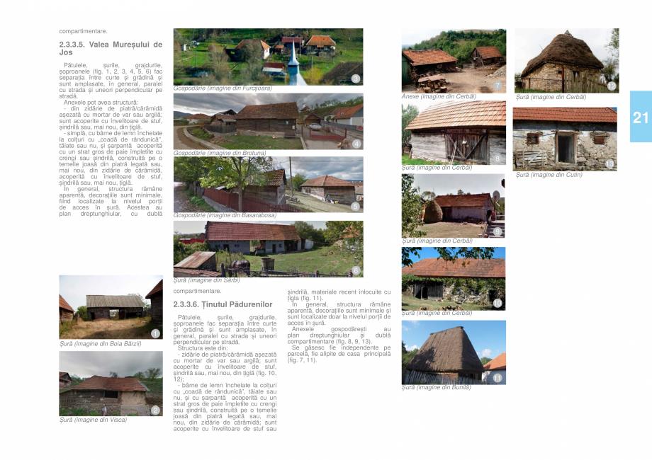 Pagina 22 - Zona Hunedoara - Ghid de arhitectura pentru incadrarea in specificul local din mediul...
