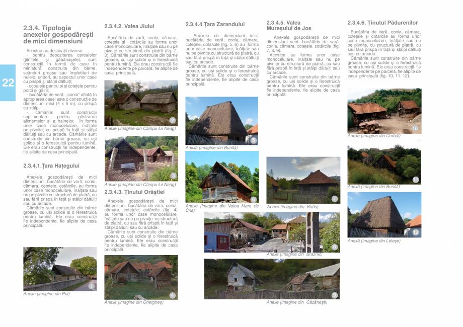 Pagina 23 - Zona Hunedoara - Ghid de arhitectura pentru incadrarea in specificul local din mediul...