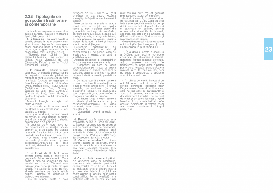 Pagina 24 - Zona Hunedoara - Ghid de arhitectura pentru incadrarea in specificul local din mediul...