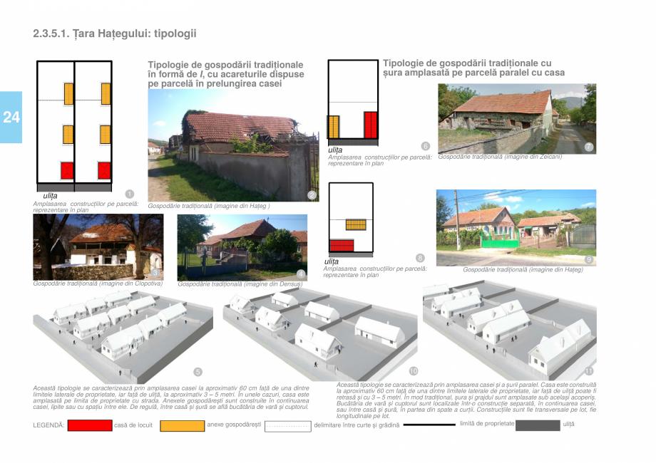 Pagina 25 - Zona Hunedoara - Ghid de arhitectura pentru incadrarea in specificul local din mediul...