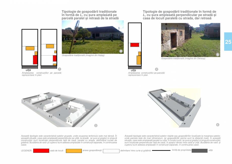Pagina 26 - Zona Hunedoara - Ghid de arhitectura pentru incadrarea in specificul local din mediul...
