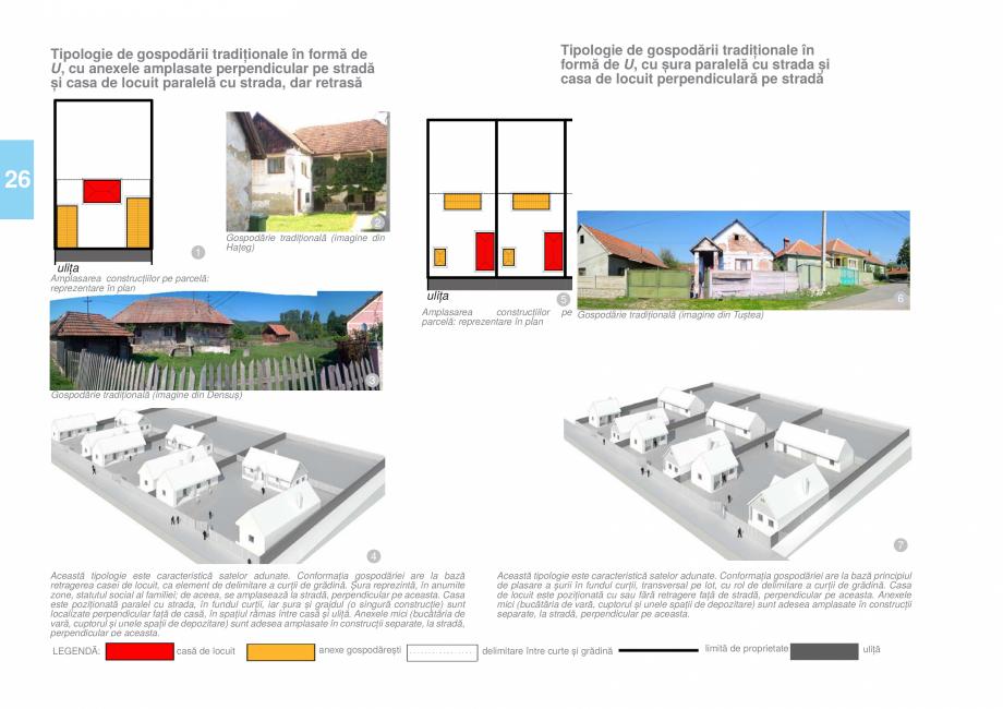 Pagina 27 - Zona Hunedoara - Ghid de arhitectura pentru incadrarea in specificul local din mediul...